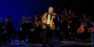 Roby Lakatos podczas koncertu finałowego