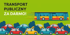 Dzień bez samochodu - plakat roku 2021