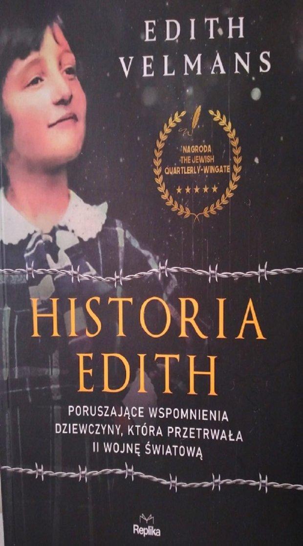 Historia Edith okładka