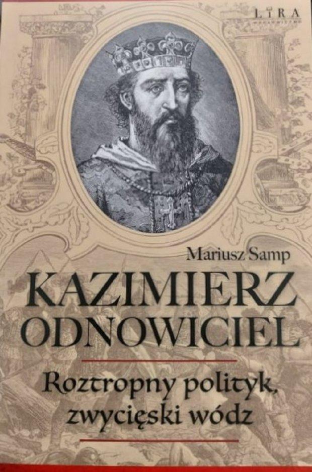Kazimierz Odnowiciel okładka