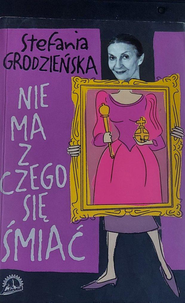 Okładka książki Stefanii Grodzieńskiej