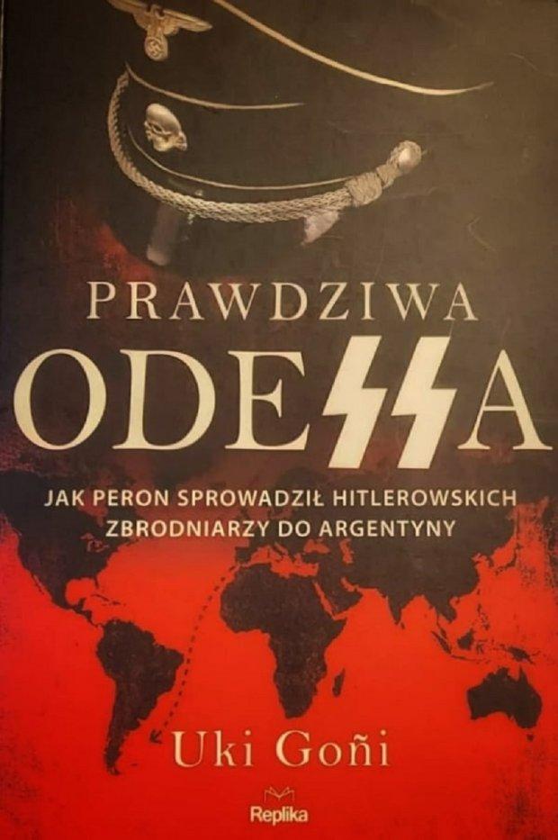 Prawdziwa Odessa okładka