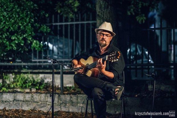 Twórca Szymon Turkiewicz - foto Krzysztof Winciorek