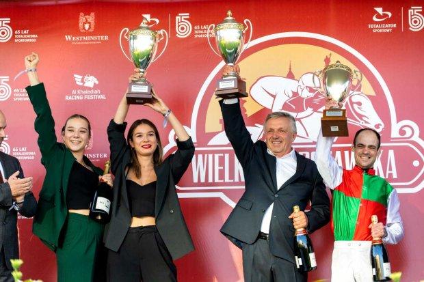 Wielka Warszawska - zwycięski zespół
