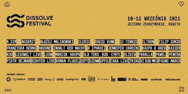 Dissolve Festival 2021