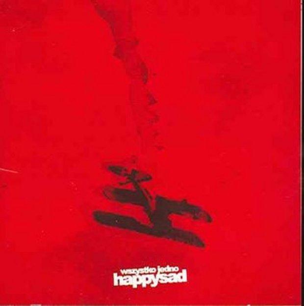 Debiutancka płyta zespołu Happysad
