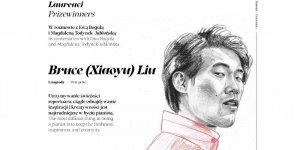 Bruce Liu - 1. miejsce w Konkursie Chopinowskim w roku 2021