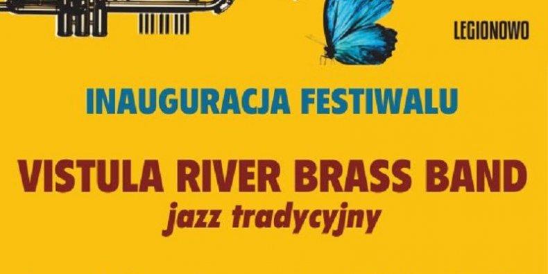 Jazz Jam 2021 fragment plakatu