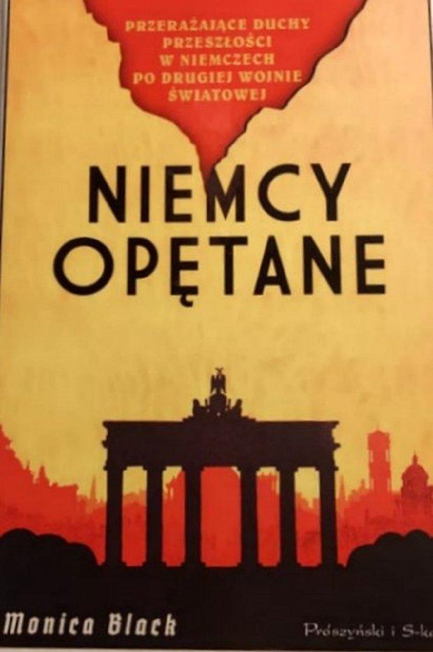 Niemcy opętane okładka książki