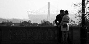 Stadion Narodowy - 3. miejsce w edycji styczniowej 2020 r. Warszawskiego Konkursu Fotograficznego. Fot. Piotr Weldon Abramczyk