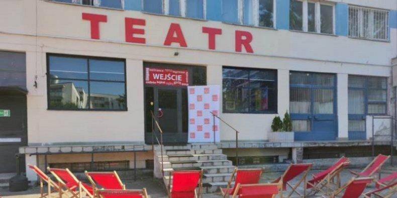 Teatr Druga Strefa wejście