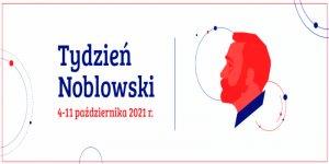 Tydzień Noblowski (grafika UW)