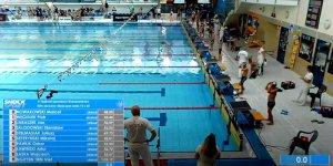 V Pływacki Festiwal Sprinterski Warszawianka 2021 - 50 m, styl dowolny, chłopcy (seria 15 z 35)