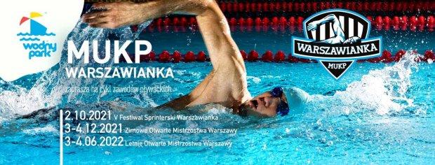 Zaproszenie na zawody - MUKP Warszawianka